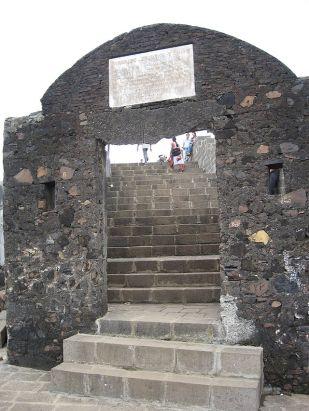 BandstandBandra Fort