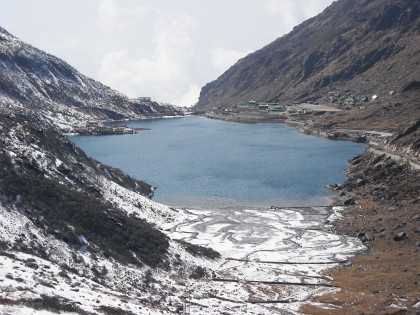 Gangtok lake