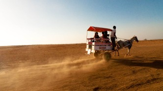 Maha ride
