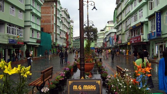 Mahatma-Gandhi-Road-Gangtok