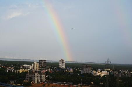 Rainbowing