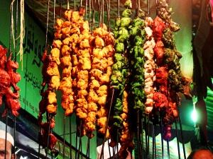Ramadan kebabs