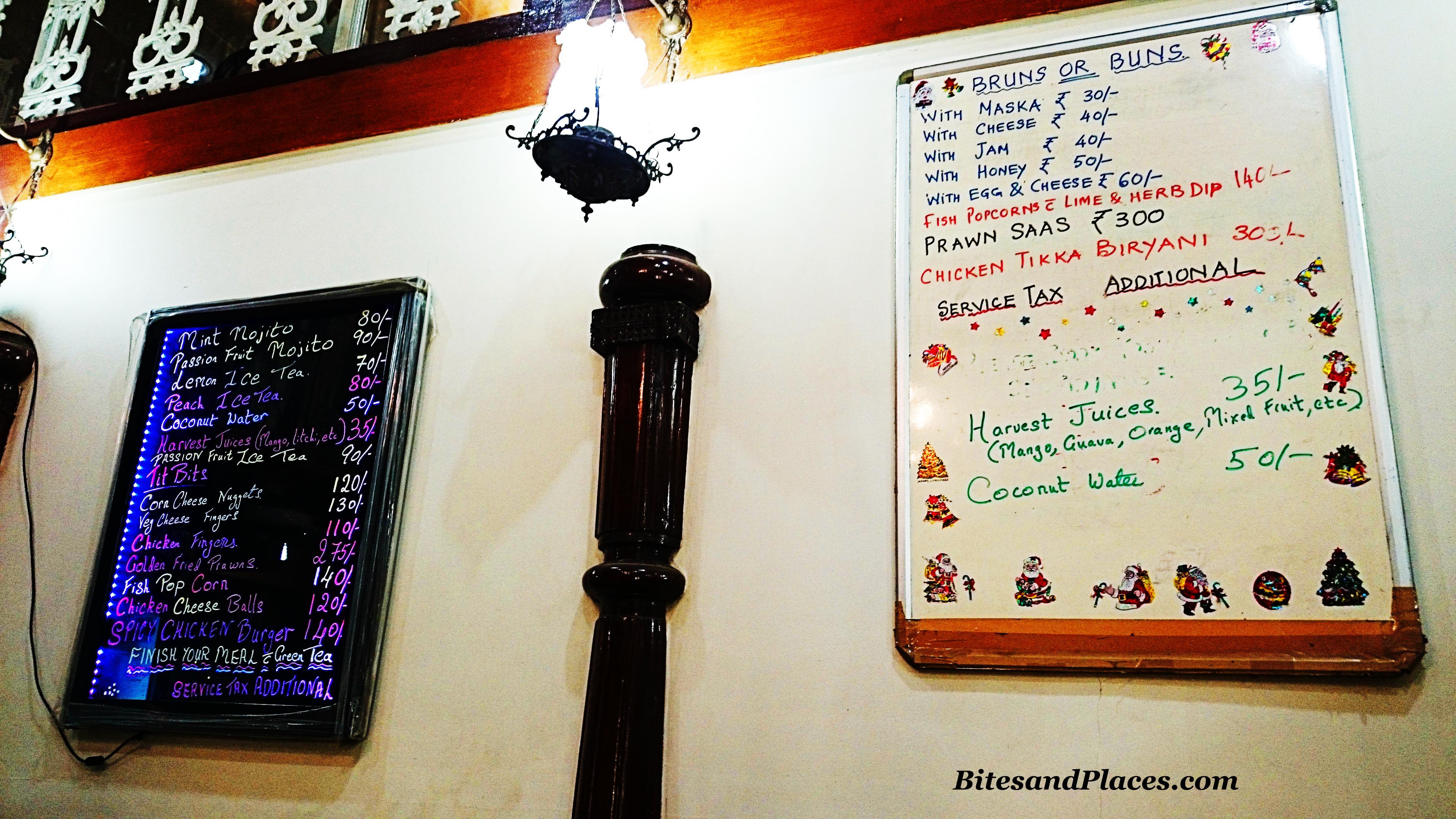 Mumbai Parsi restaurants