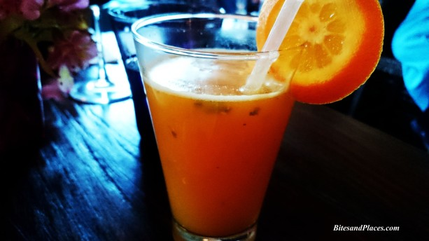 The Tasting Room - Orange Cooler