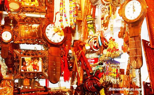 Mussoorie Market