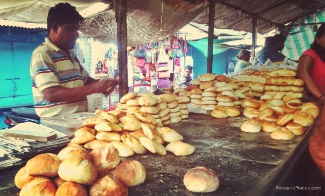Bread of goa