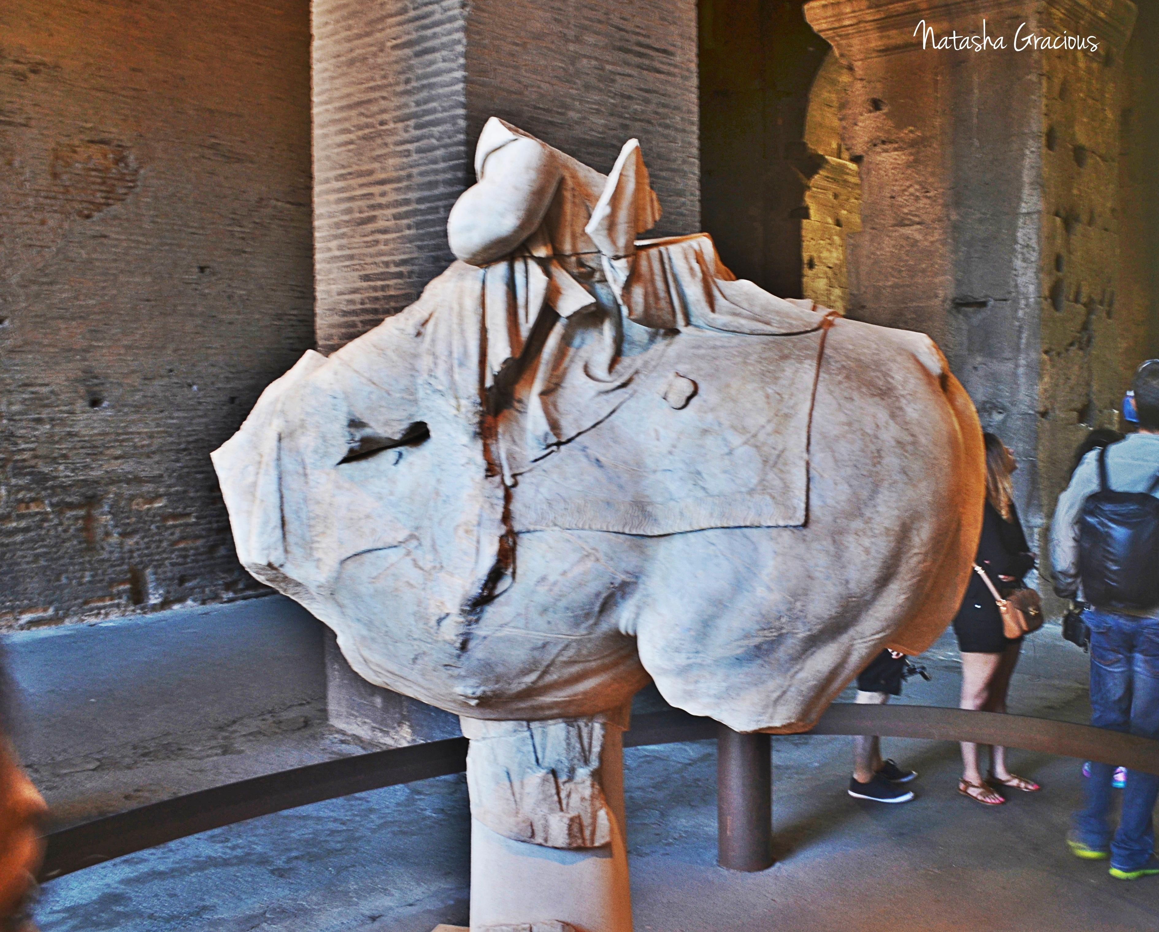 Colosseum Nero Horse